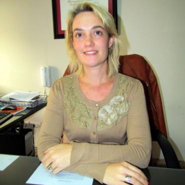 Soraya Eberhard es la nueva Secretaria de Gobierno