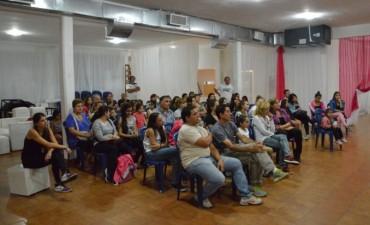 El municipio firmó un convenio de colaboración con el Club Independiente