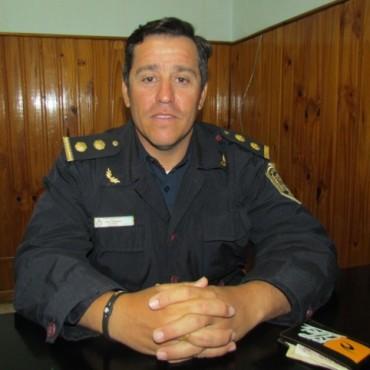 Ordosgoyty entregó la Coordinación a Moussompes y ya se hizo cargo de la Jefatura Departamental Guaminí