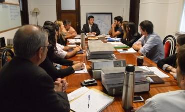 Las nuevas autoridades de PROMEBA se reunieron con el equipo de campo local