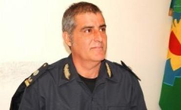 El Comisario Mayor Fabian Beltran es el nuevo titular de la Departamental Pehuajó