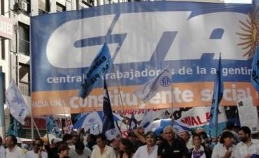 La Federación Docente - CTA realiza Paro Nacional activo