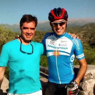 Ciclismo: Nicolás Bordón corrió el 20º Campeonato Panamericano de Mountain Bike