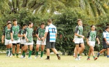 Se jugó la primera fecha del rugby juvenil con victoria india