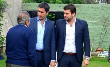 """Manuel Mosca: """"Con Nación somos parte de un mismo equipo"""""""