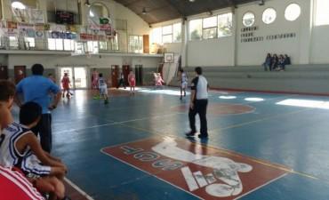 Básquet: Sport Club Trinitarios enfrentó a Gral. Alvear por la A.B.O.