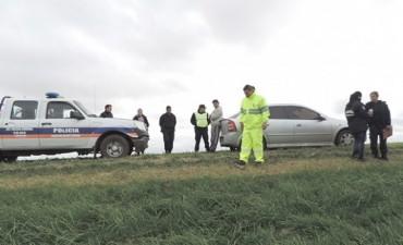 Muere un automovilista en Ruta 5 tras sufrir una descompensación
