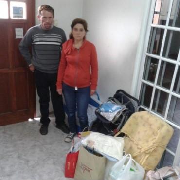 Jhoana Schwab: Las donaciones para el pequeño Lionel ya fueron entregadas