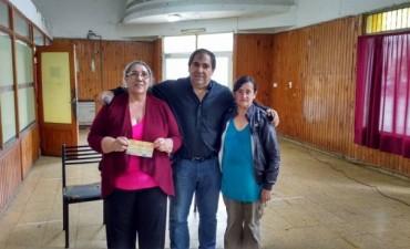 'El Galleguito Solidario' : El primer sorteo ya tiene dos ganadoras