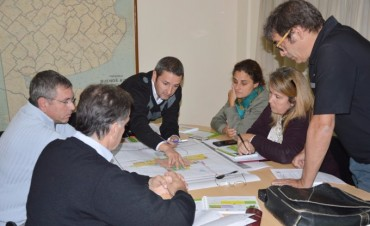 """La Municipalidad y el Colegio de Arquitectos trabajan en el Concurso de Ideas """"Imagina el Parque"""""""