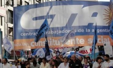 Martes 19: la CTA, docentes, estatales y la Multisectorial paran y movilizan en el país