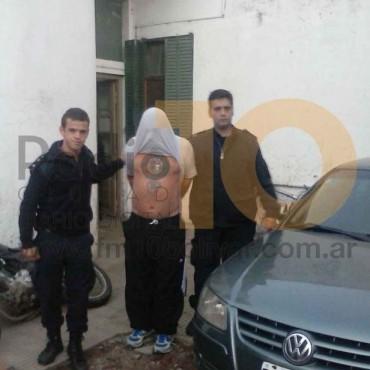 Urgente: se efectivizaron dos detenciones este jueves por la tarde