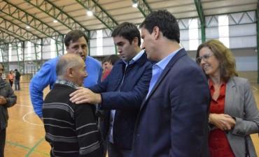 Diputados de todos los bloques llegaron a Mar del Plata con ayuda para instituciones