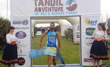 Atletismo: Arancibia lo hizó otra vez