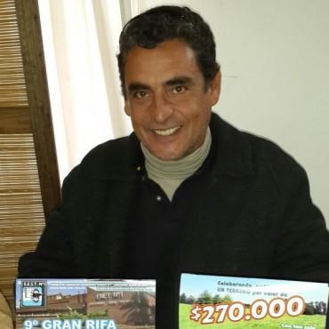 Comenzó la venta de la 9na.Rifa Anual de la Escuela Técnica de Bolívar