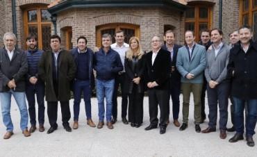 Intendentes del FpV se reunieron para repudiar las políticas macristas