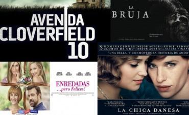 Grandes películas en el Cine Avenida