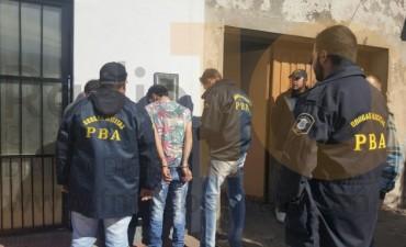 Allanamiento por droga en una vivienda de nuestra ciudad