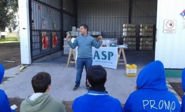 ASP Bolívar brindó una nueva jornada de seguridad en Bolívar