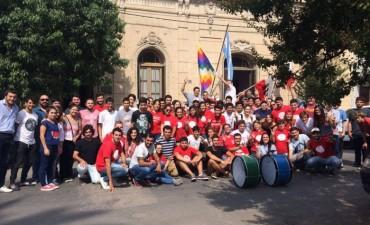 """Juventud Radical: """"Debemos saber potenciar a los jóvenes"""""""