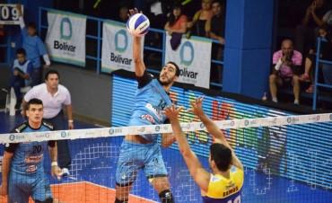Personal Bolívar derrotó a UPCN San Juan Vóley y se quedó con la primera final