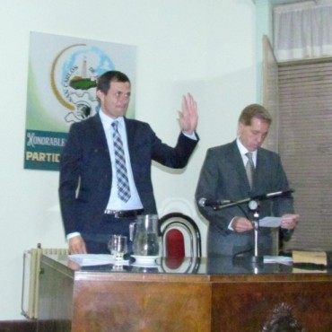 La apertura de las Sesiones Ordinarias del HCD se realizará en Urdampilleta