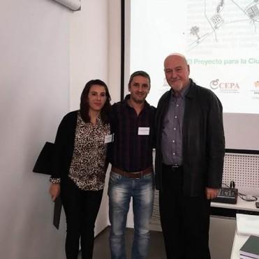 El Director de Planeamiento participó de un diplomado sobre ciudades pampeanas