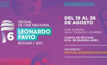 SE VIENE LA 6TA. EDICIÓN: Ya está abierta la convocatoria para el Festival Leonardo Favio 2017