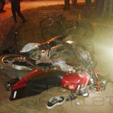 Grave accidente en Pirovano este miércoles por la noche