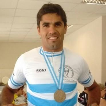 Juany Vicente competirá en el Campeonato Argentino de Ciclismo de Elite junto a Juan Pablo Dotti