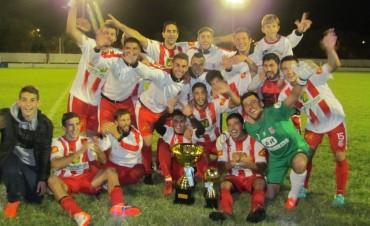 Empleados de Comercio, campeón indiscutible de la 'Copa Ciudad de Bolívar'