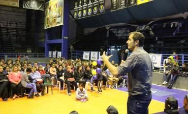 """SORTEO PÚBLICO DE 102 LOTES CON SERVICIOS: """"Este es un programa solidario y moderno"""