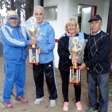Tejo: Albano y Torres ganaron en Trenque Láuquen