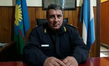 Comisario Néstor Oriozabala: 'El asesino de nuestro compañero policía ya está preso'
