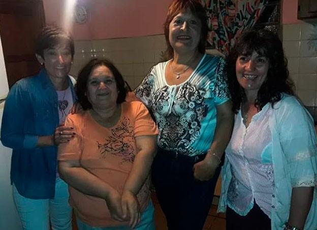 Proyectar por los Pueblos: La casa de la calle Laprida quedó para Delia Boto