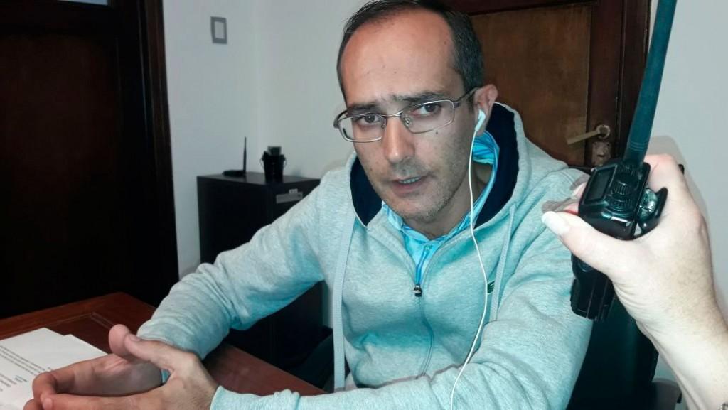 Marcos Pisano: 'Creo que las palabras más justas fueron las de Julio Ruíz para nuestros veteranos'