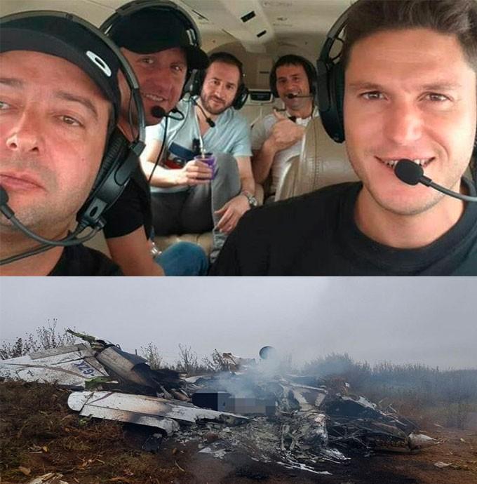 Cayó una avioneta en La Pampa: Las víctimas son 5 amigos que pasaron el fin de semana en Mendoza