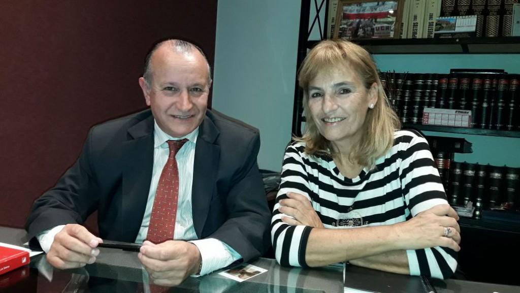 """Ricardo Criado: """"La participación de la UCR dentro de Cambiemos ero lo que demandaba el momento histórico"""""""