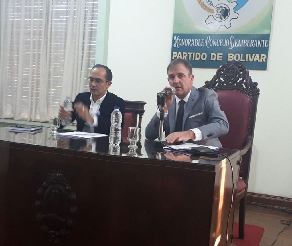 Primera Sesión Ordinaria del Consejo Deliberante
