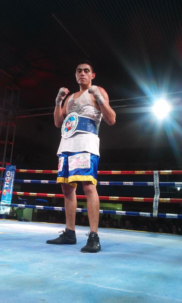 Emanuel 'Manuchi' Fredes ganó el título AMBAPA en Pigüe