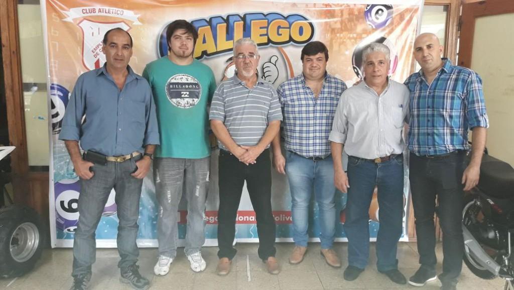 Se realizó la entrega de premios del 'Gallego Millonario'