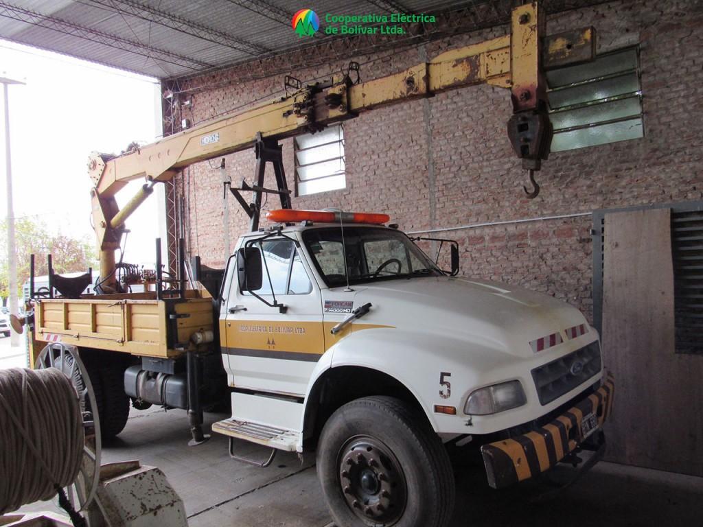 Concurso público de ofertas de la Cooperativa Eléctrica de Bolívar