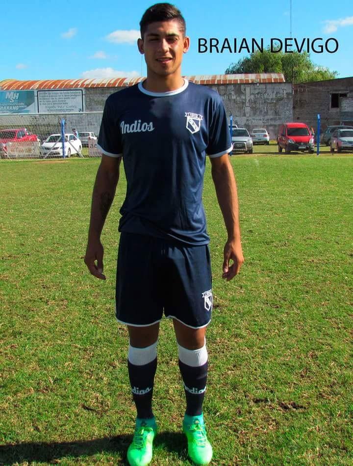Futbol: Braian Devigo y su presente en Independiente