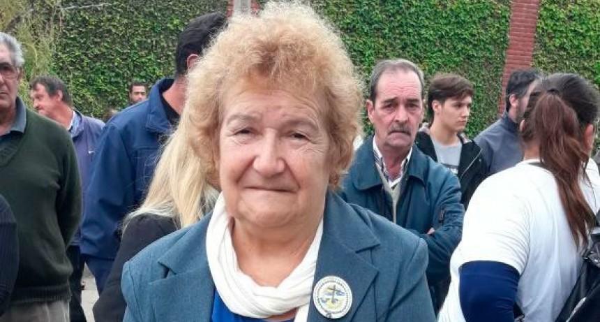 Nélida Montoya: 'Ahora sé donde está mi hijo, después de 36 años'
