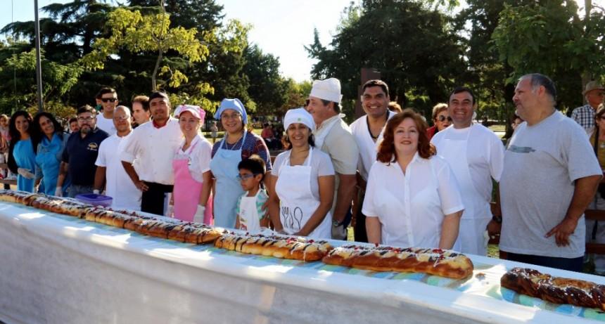 ¡Alta Trenza! Se festejaron las pascuas en el Centro Cívico