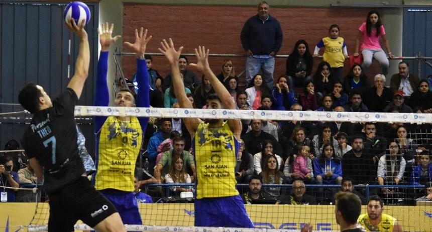 UPCN es el campeón de la Liga Argentina de Clubes