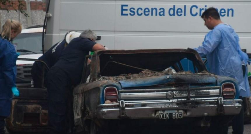 Las víctimas del incendio y derrumbe fueron ejecutadas a balazos
