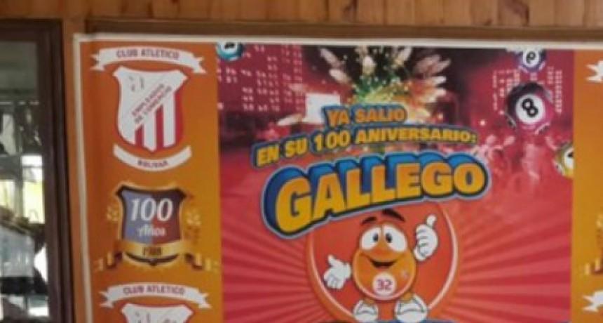 Gallego Millonario: Empleados de Comercio decidió organizarlo en la Sociedad Rural