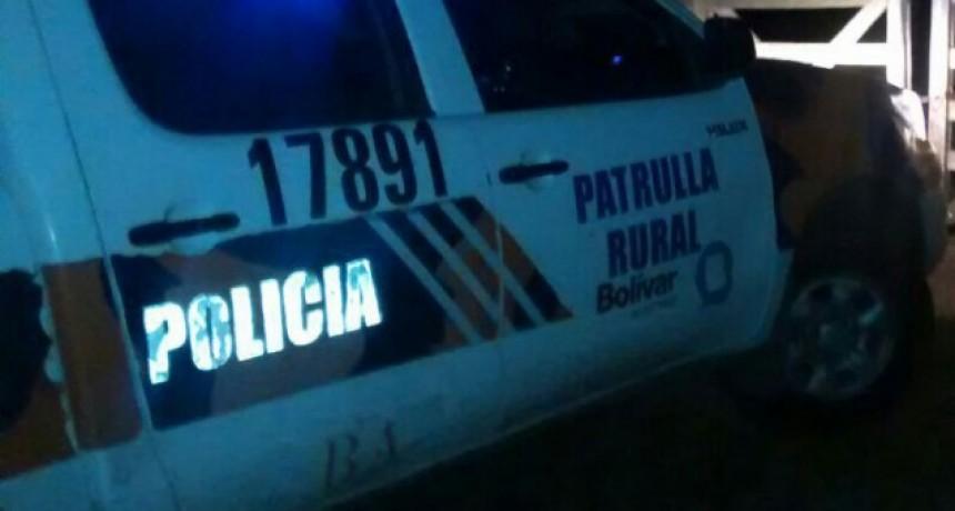 CPR Bolívar: Causaron lesiones leves hacia una mujer, utilizando un rebenque
