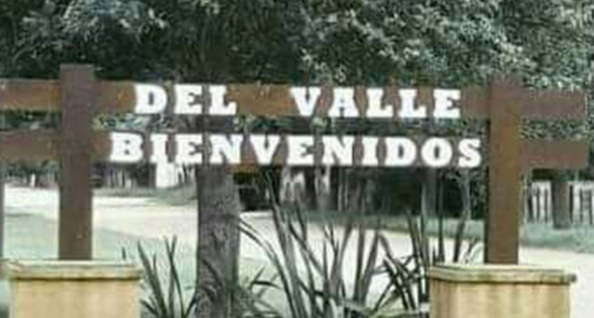 Feliz Cumple Del Valle: La localidad vecina cumple hoy 120 años